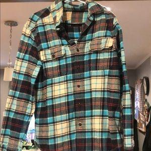 Men's American Eagle heavy flannel